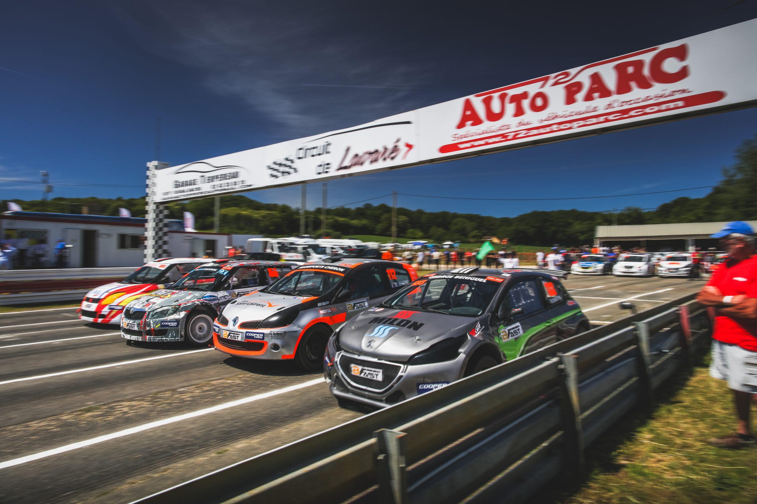 Calendrier Rallycross France 2021 Rallycross de Lavaré : « Objectif 2021 ! »